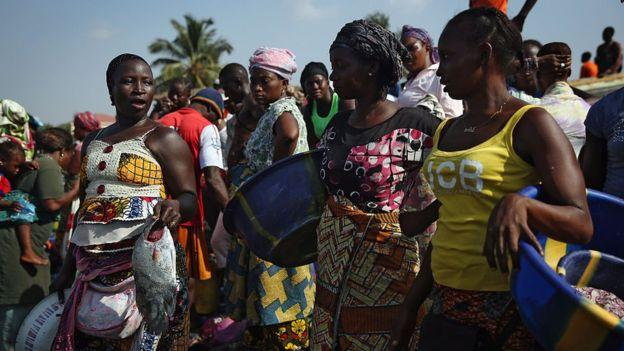 Photo of Guinea modifies marriage law: First wife must approve for polygamy
