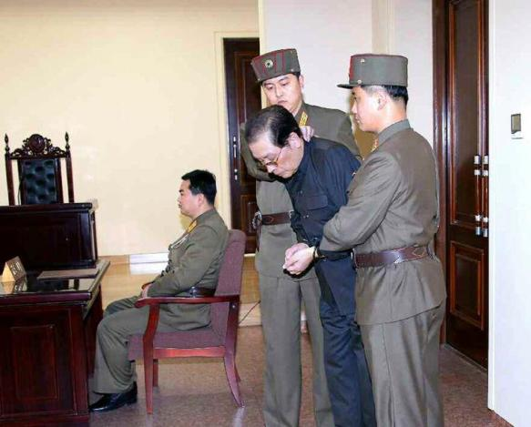 """""""Kim Jong-un had his uncle executed and exhibited his head as an example"""""""