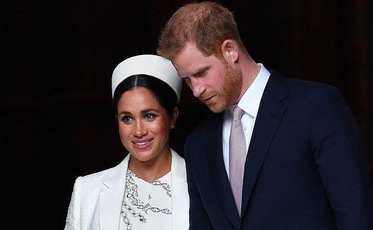 "Photo of Meghan Markle confesses: ""My friends warned me not to marry Prince Harry"""