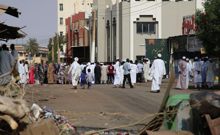 "Photo of Police use tear gas against first day ""civil disobedience"" in Sudan"