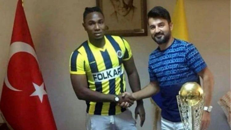 Photo of Gambian Footballer, Alpha Jallow fired 24 hours after signing