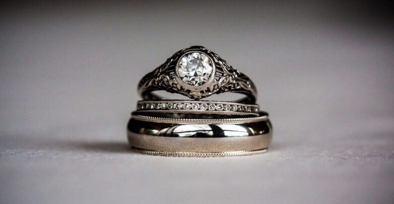 Photo of Meaning of these precious stones on the wedding rings