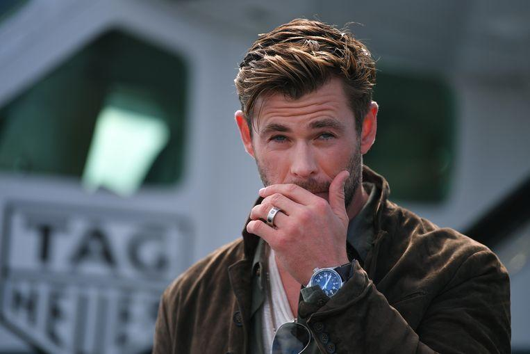 This diet follows Chris Hemsworth to get into 'Thor' form