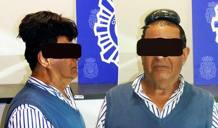 Photo of Colombian smuggles half a kilo of cocaine… under a wig