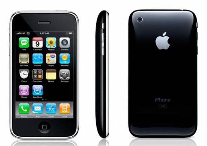 'One more thing': the first iPhone (2007)