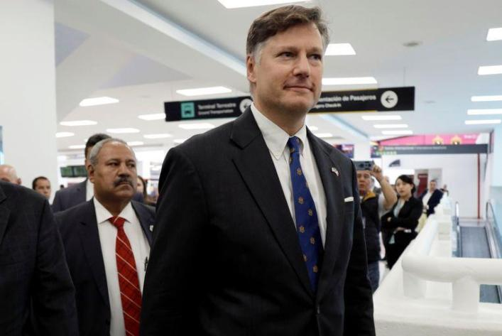 After a year the US finally has a new ambassador in Mexico