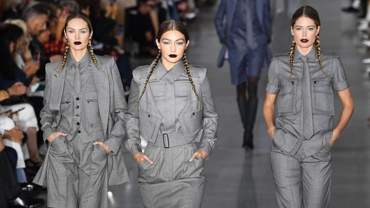 Photo of Fashion house Max Mara is inspired by pigtails from Greta Thunberg