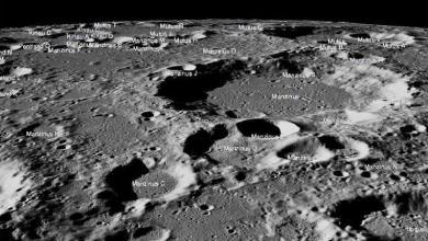 Photo of NASA: no trace of a 'crashed' lunar lander