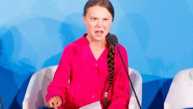 """Photo of Greta Thunberg also celebrates Halloween: """"I don't even have to dress up"""""""