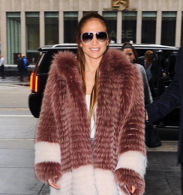 "Jennifer Lopez booed on red carpet: ""You have blood on your hands!"""