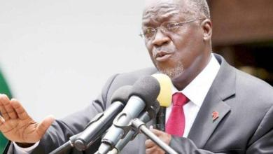 "Photo of Tanzania – Magufuli: ""You did an excellent job by beating them up"""