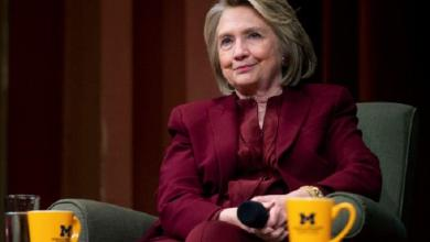 """Photo of Hillary Clinton stands up for Meghan Markle: """"They should be ashamed of themselves"""""""
