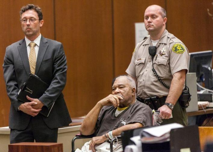 American prisoner confesses murder of no fewer than 93 women