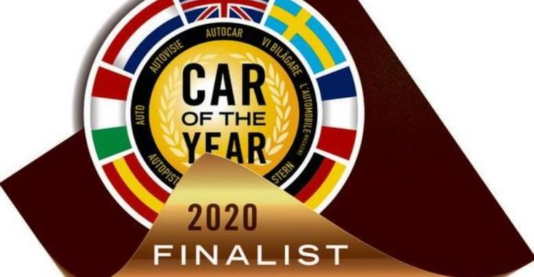 Photo of One of these 7 cars will be the car of the year 2020