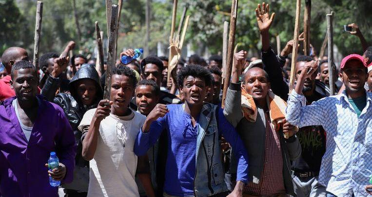 Photo of 400 arrested after deadly demonstrations in Ethiopia