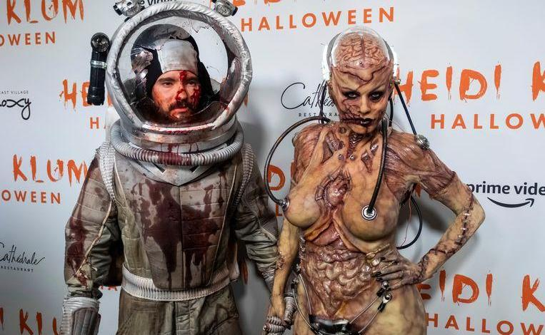 Photo of See previous Halloween costumes of Heidi Klum [Photos]