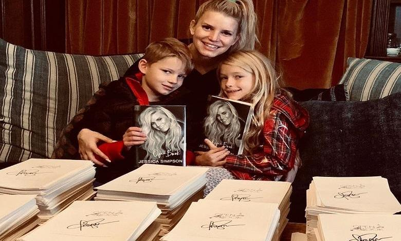 "Photo of Jessica Simpson releases her biography: ""Most difficult thing I have done in my career"""