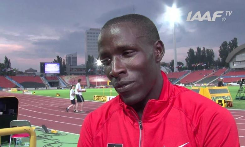 Photo of Suspended Kenyan athlete Alfred Kipketer misses 3 doping controls