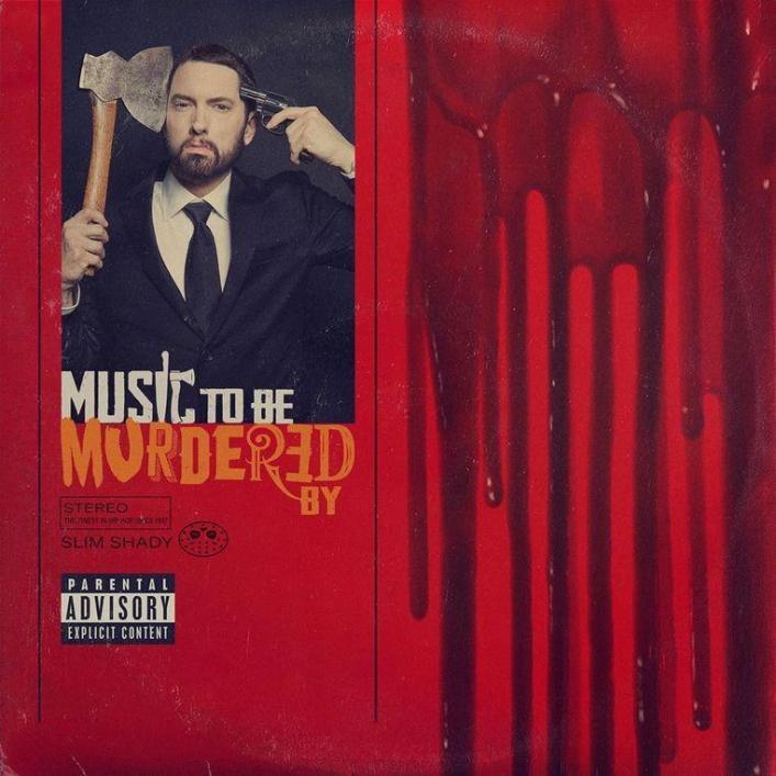 Music to Be Murdered: Eminem speaks against gunfire