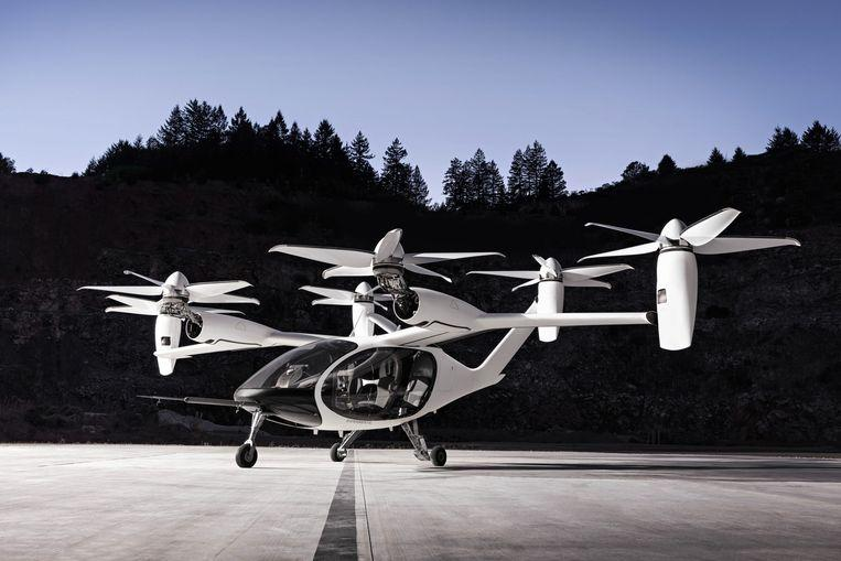 """Toyota presents flying taxi: """"We can unleash revolution"""""""