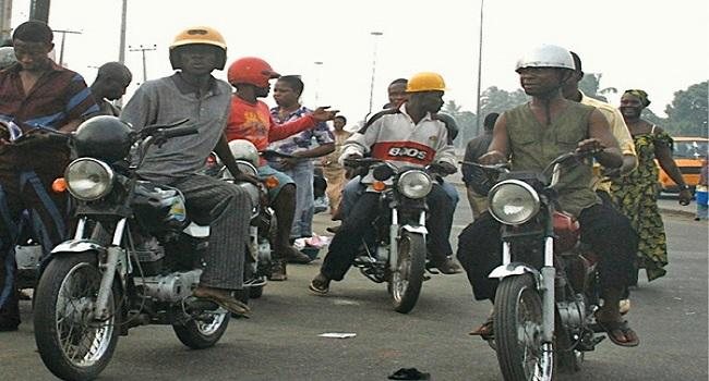 Okada and Keke taxis ban in Lagos state