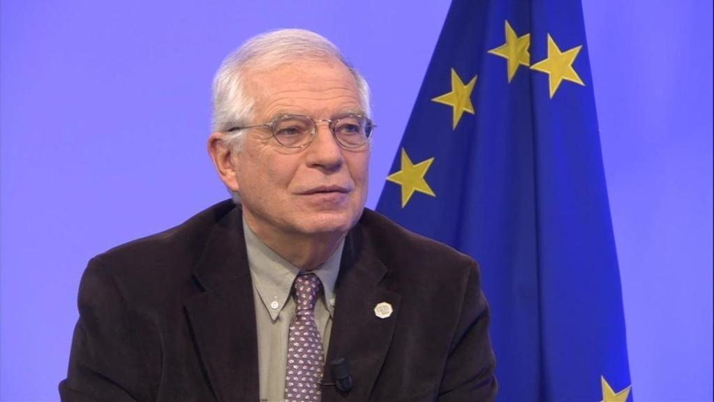 "EU diplomat Borrell apologizes for term ""Greta syndrome"""