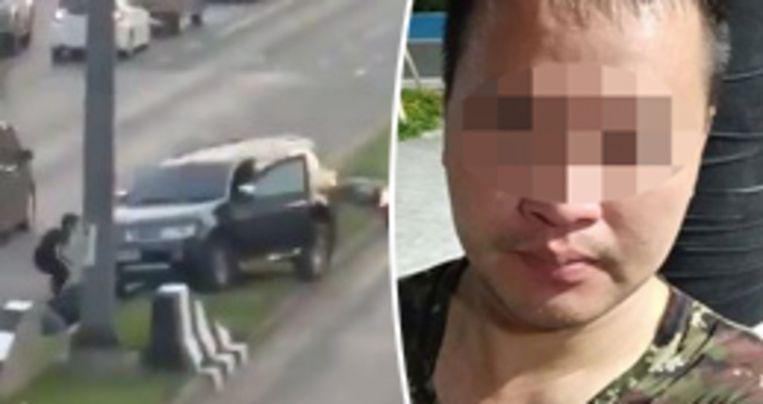 Photo of Thai soldier steals jeep, opens fire on passers-by: at least 17 dead and 14 wounded