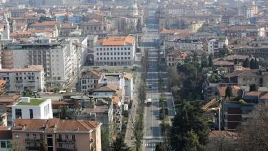 Photo of Italian Bergamo turns into ghost town: a funeral every half hour