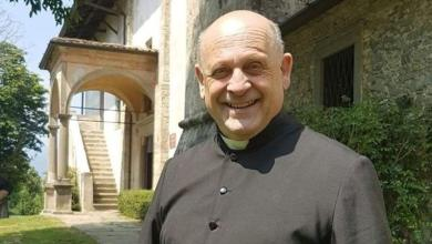 Photo of Italian priest died of coronavirus after giving his ventilator to younger patient