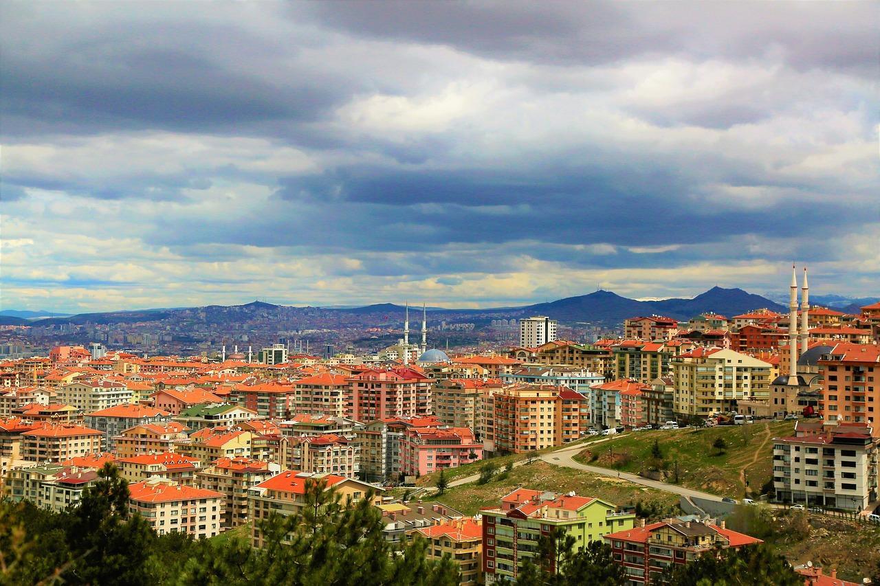 Turkey imposes lockdown on 31 cities