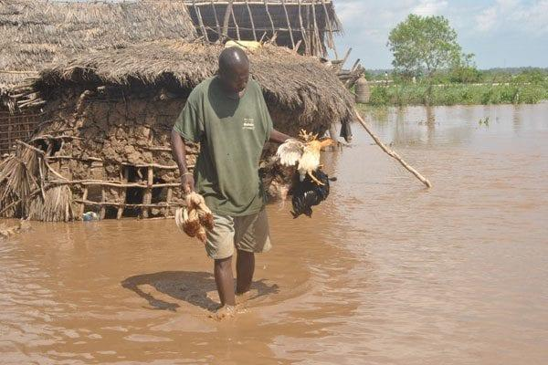 At least 194 people in Kenya have also died from flooding
