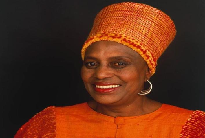 Miriam Makeba Famous celebrities born in Africa