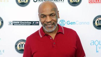 """Photo of """"I'm back"""": Mike Tyson shares new stunning training video"""