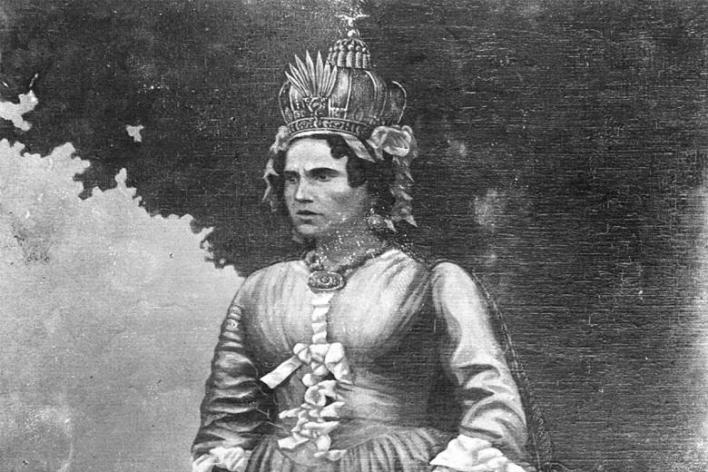 Queen Ranavalona I of Madagascar