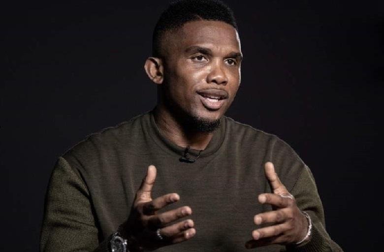 Cameroonian players criticized Samuel Eto'o donations