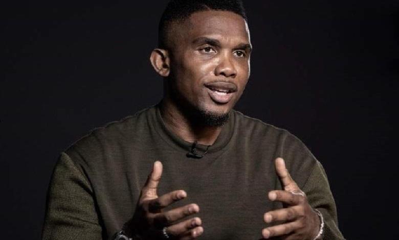 Photo of Cameroonian players criticized Samuel Eto'o donations