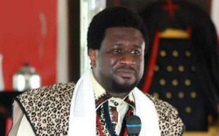 "Photo of ""God has 2 wives, Jesus christ married in France"" – Ghanaian prophet"