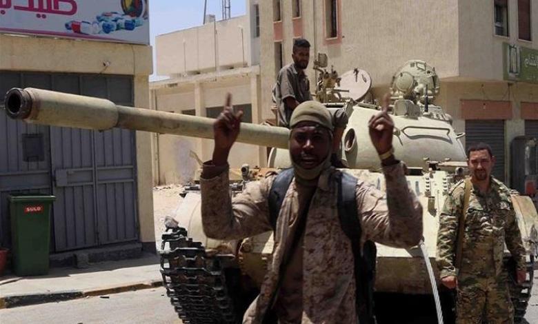 Photo of Libya tore apart by civil war, half Russian, half Turkish?
