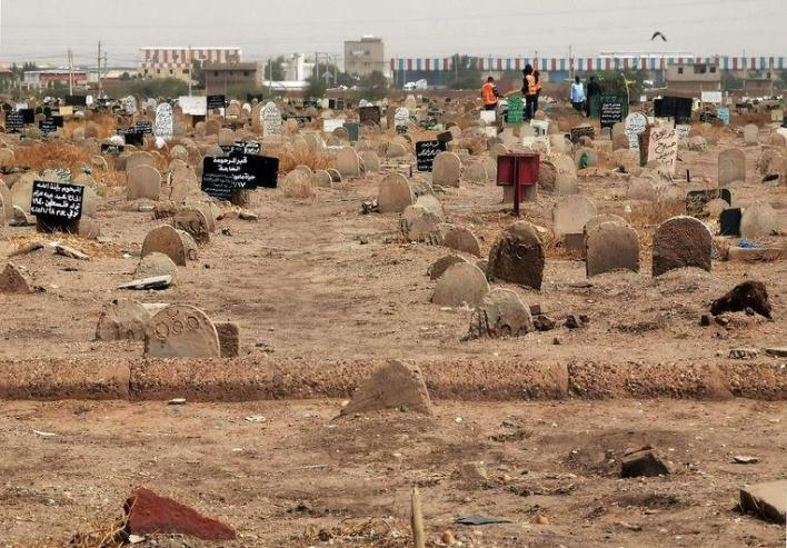 Mass grave with 200 bodies found in Sudan