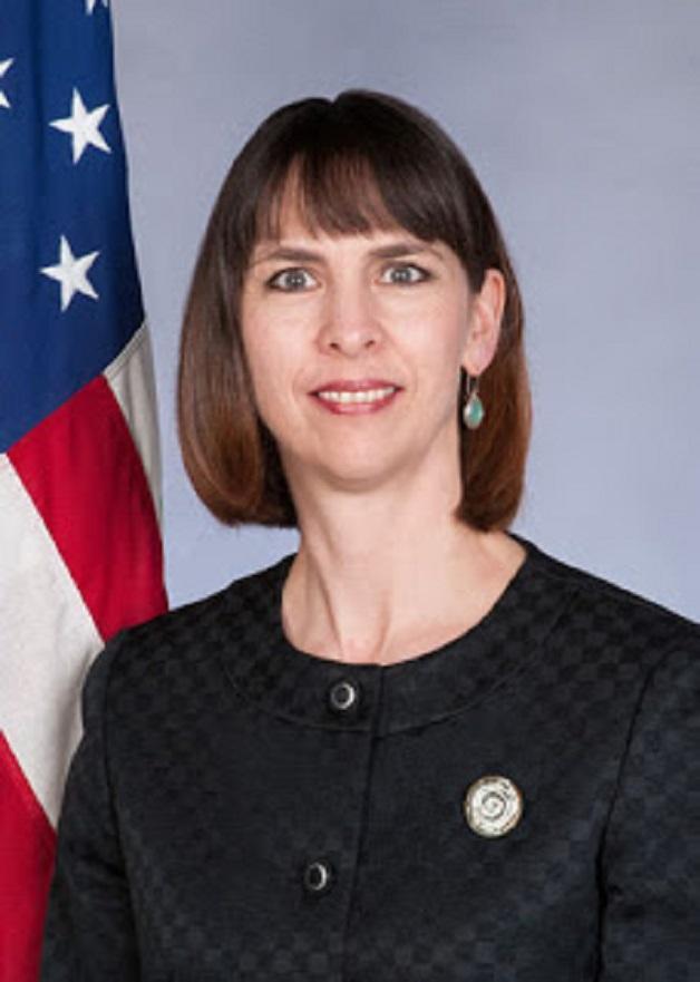 US Ambassador to Swaziland Lisa Peterson