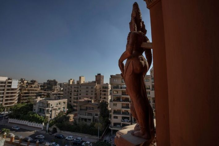 Satanists once performed rituals there: mysterious palace in Cairo restored