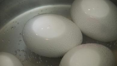 Photo of Very dangerous: Never try this while preparing eggs