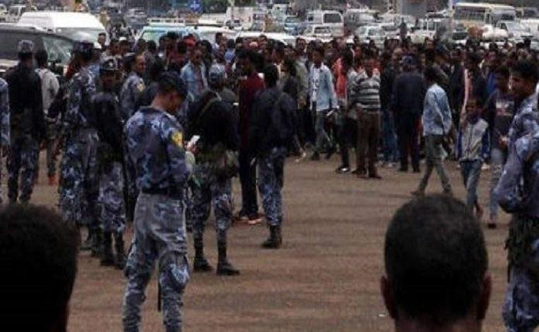 Photo of Over 165 people killed in violence in Ethiopia after death of a singer