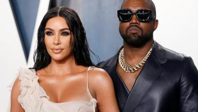 Photo of Reconciliation in the making? Kim Kardashian visiting Kanye West