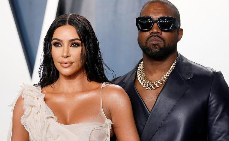 Photo of Reconciliation in the making? Kim Kardashian visiting Kanye West