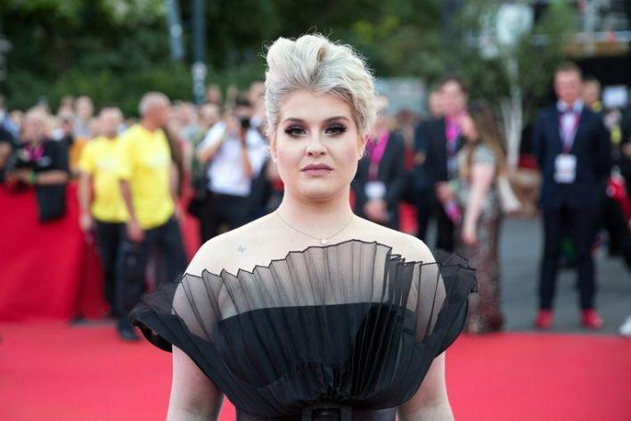 "Kelly Osbourne afterlife full of alcohol and drugs: ""I never thought I would turn 35"""