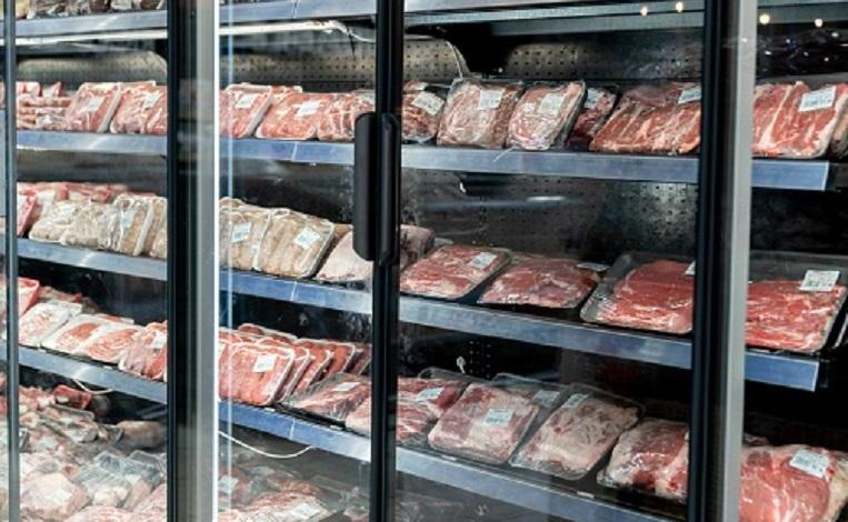Photo of China warns against coronavirus on frozen food products
