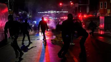 Photo of Riots in Philadelphia after shooting dead black suspect (27)