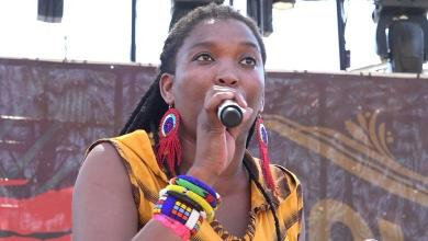 Rising of late Lucky Dube: Nkulee Dube in her father's footsteps