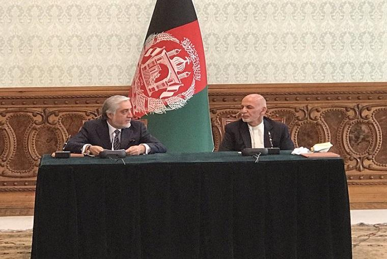 Political power struggle in Afghanistan ends with Agreement